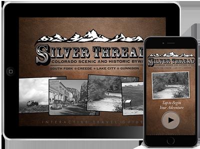 SilverThreadByway App
