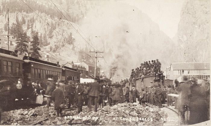 Arrival of Durango