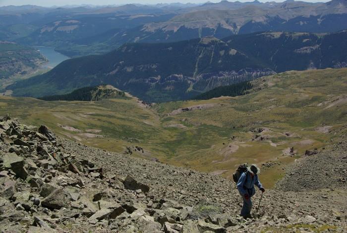 Pole Creek Mountain - Robert Seago