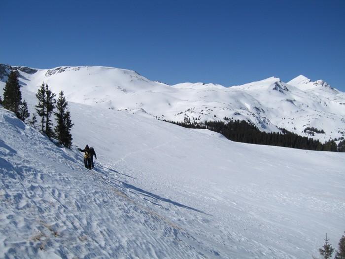 Winter Hike - Gin Getz