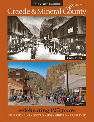 View the Creede Visitor Guide