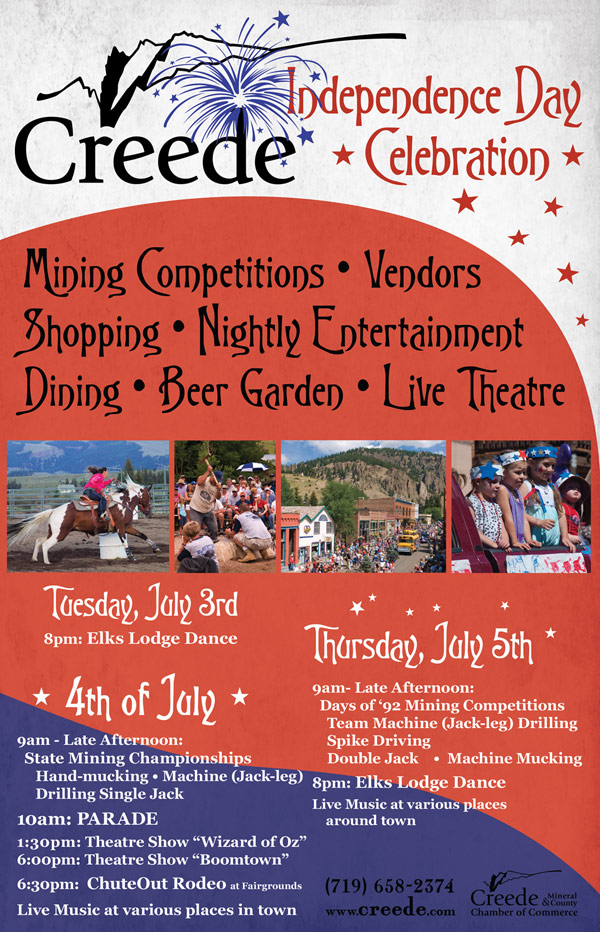 Independence Day Creede 2018 01