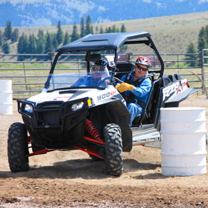 creede atv rodeo race