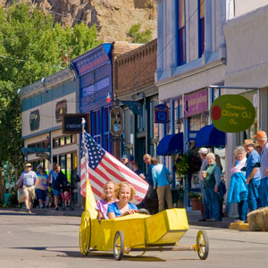 creede gravity derby race