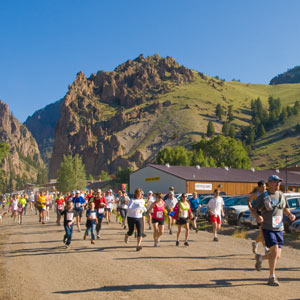 creede mountain run marathon race