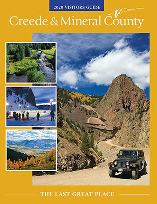 Creede Visitors Guide 2019
