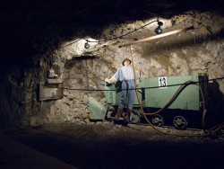 Underground Mining Museum in Creede, CO