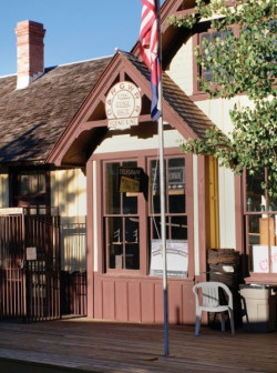 Historical Museum in Creede, CO