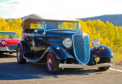 Creede CruisinCanyon Car Show 01