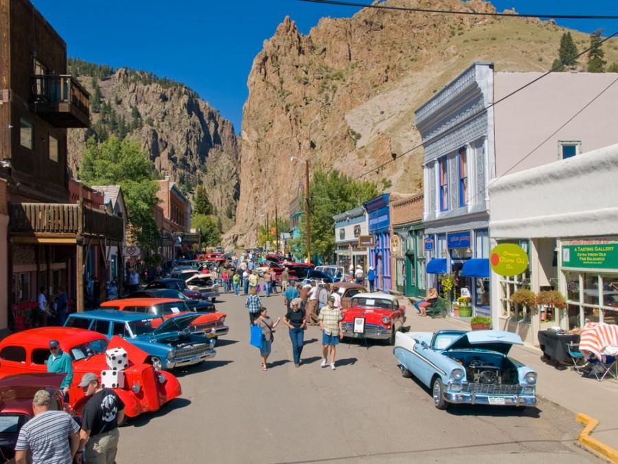 Cruisin The Canyon Car Show - Colorado car show calendar