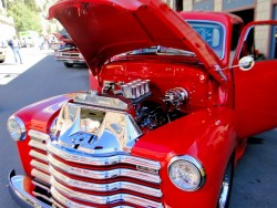 Creede CruisinCanyon Car Show David Crossman 01