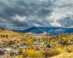 Creede in the Fall (photo by Brandon Jennings)