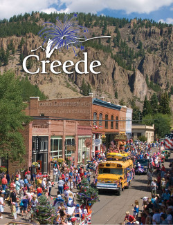 Independence Day Creede 2020 Pinterest1