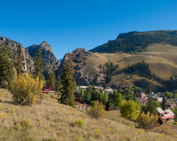 Creede in the Fall (photo by b4Studio)