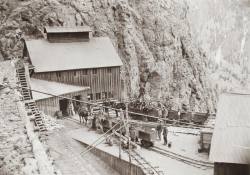 Commodore Mine #3, 1900 - Creede Historical Society #1845-MHC-18c1