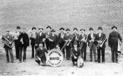 Amethyst Band, Creede Camp, c1895 - Creede Historical Society #1923-R-18