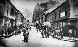 Main Street, Jimtown - May 23, 1892 - Creede Historical Society #309-CR-6c4