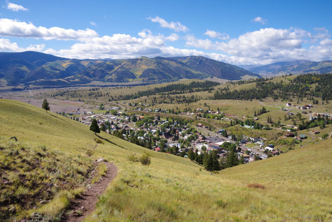 up and over creede