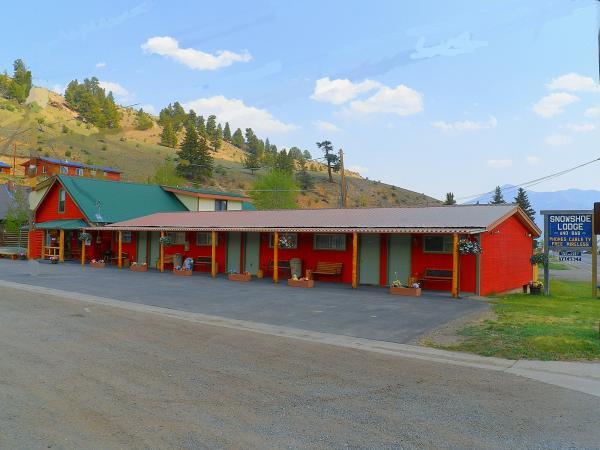 Snowshoe Motel Creede Co